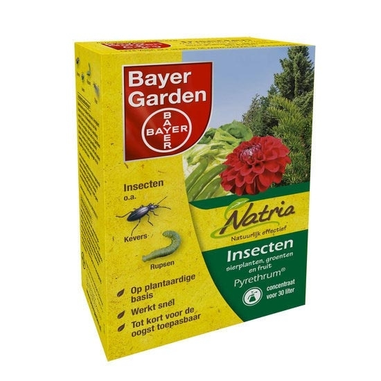 Natria Pyrethrum Insecticide 30 ml Vloeibaar - Bayer