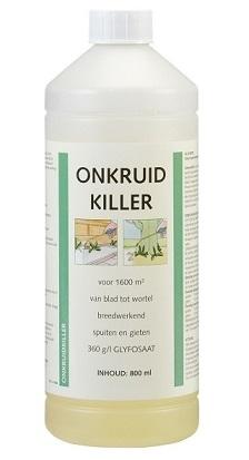 Onkruidkiller Glyfosaat 800 ml - Luxan