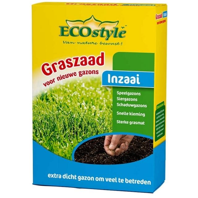 Graszaad Inzaai 500 gr - Ecostyle