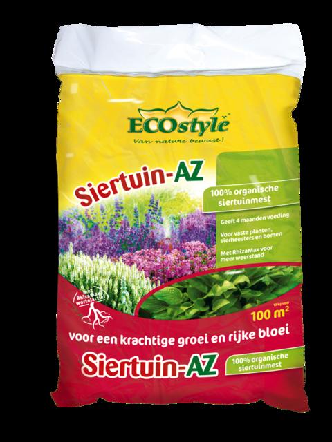 Siertuin-AZ 10 kg - Ecostyle