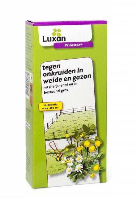 Primstar Onkruidbestrijding in weide en gazon 75 ml - Luxan