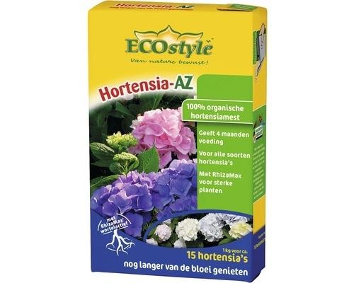 Hortensiamest 1 kg - Ecostyle