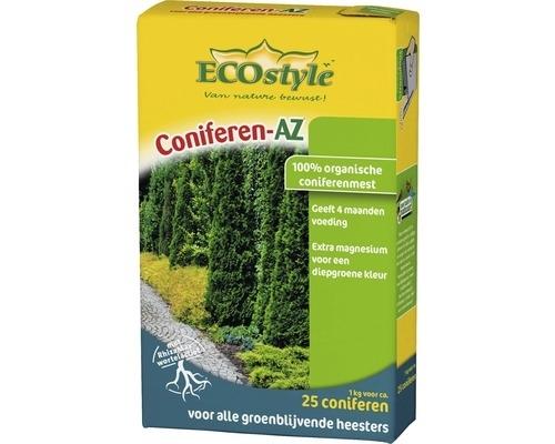 Coniferen-AZ mest 1 kg - Ecostyle