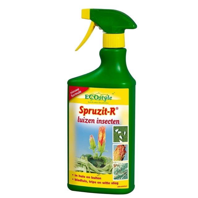 Spruzit-R Insectenbestrijding Gebruiksklaar 750 ml - Ecostyle