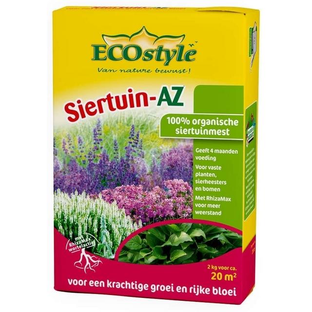 Siertuin-AZ 2 kg - Ecostyle
