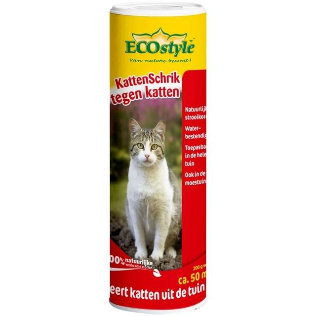 Kattenschrik 200 gr - Ecostyle