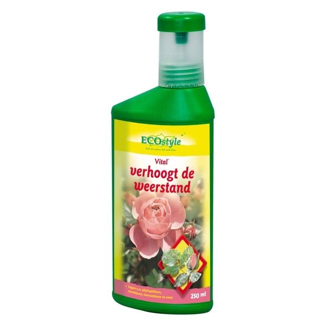 Vital Planten-Versterkingsmiddel - Concentraat 250 ml - Ecostyle