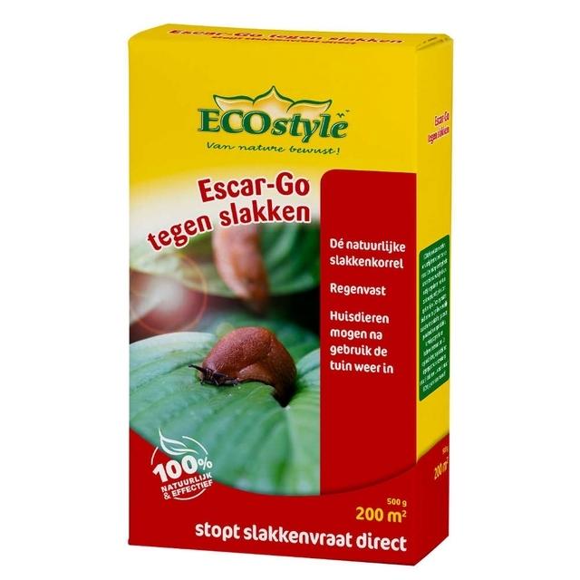 Escar-Go tegen Slakken 500 gr - Ecostyle