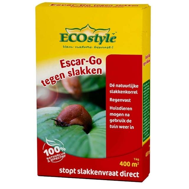 Escar-Go tegen Slakken 1000 gr - Ecostyle
