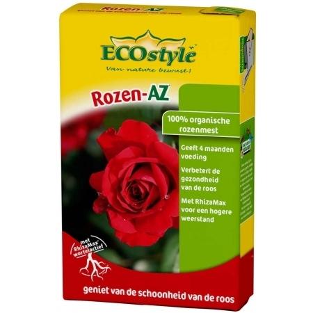 Rozen-AZ Organische rozenmest 1 kg - Ecostyle