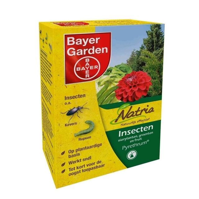 Natria Pyrethrum Insecticide 30 ml Vloeibaar - SBM