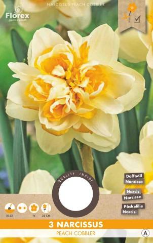 Narcis Peach Cobbler