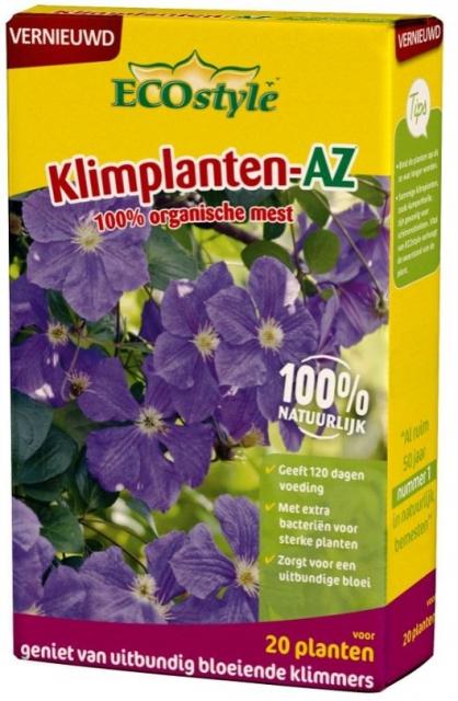 Klimplanten mest AZ 800 gr - Ecostyle