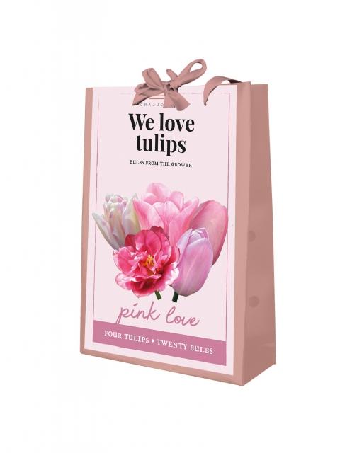 We Love Tulips - Pink Love