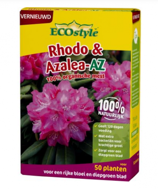 Rododendron & Azalea Mest 1,6 kg - Ecostyle