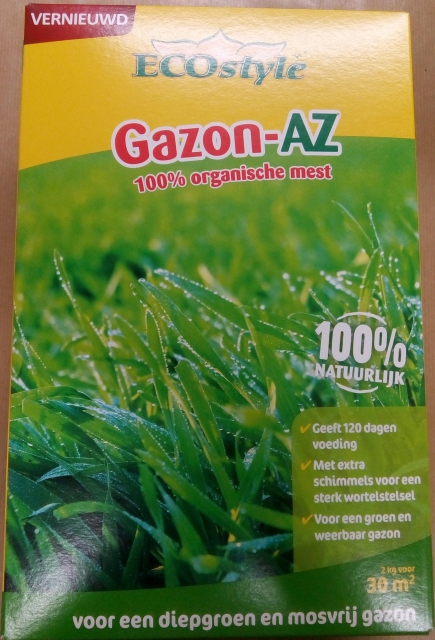 Gazon Mest 2 kg - Ecostyle