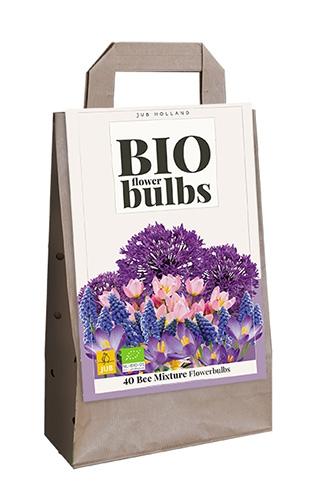 """Bloembollentas Bee Mixture â"""" Bijenvriendelijk Biologische Bloembollen"""