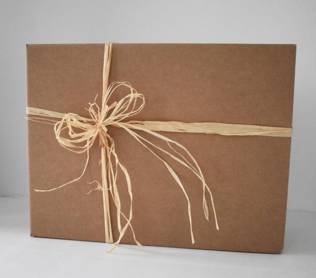Geschenkverpakking - Bollenplanter en Tulpen